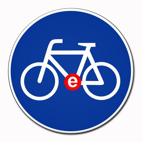 E-Bikes im Stadtverkehr