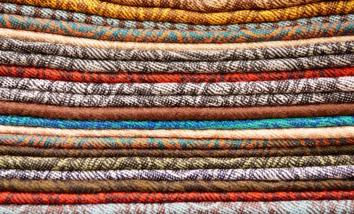 Cashmere gibt es in vielen Farben