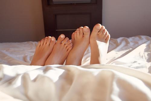 Gesundes Aufwachen dank hochwertiger Bettwäsche