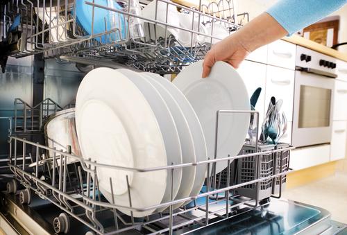 Spülmaschine erleichtert das Leben